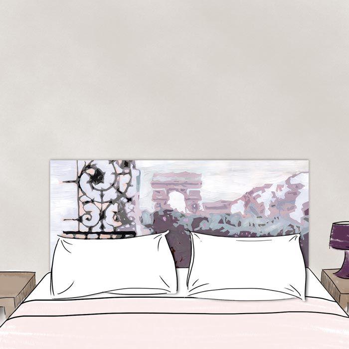 Tete de lit Arc de Triomphe