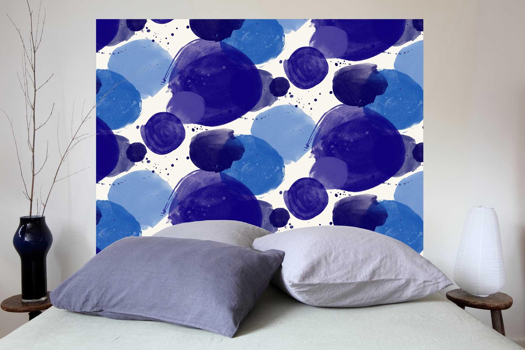 Tete de lit Bubbles 160*140 cm