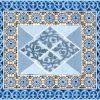 Visuel Tete de lit Mosaiques 160*140 cm