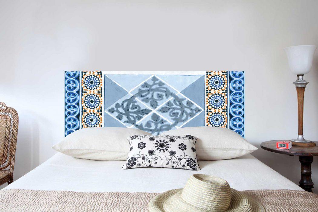 Tete de lit Mosaiques 160*70 cm