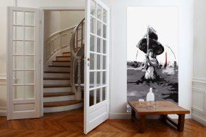 Panneau decoratif Place de la Concorde