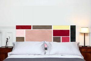 Tête de lit Poudrées 160*70 cm