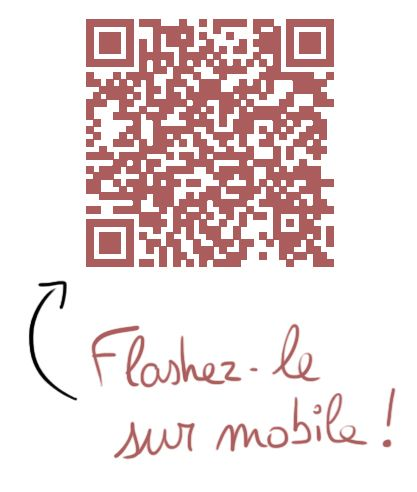 QR code Marie Claire