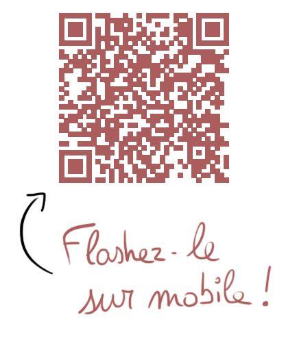 QR code Marie Claire