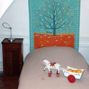 Tete de lit arbre extraordinaire autres dimensions