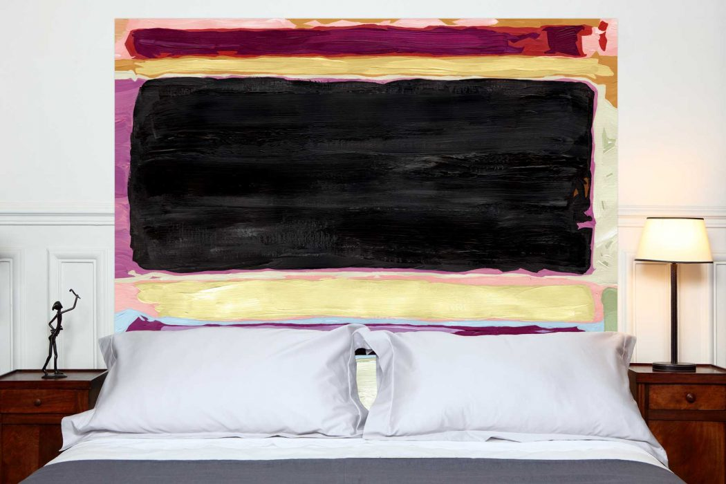 Tete de lit Blackboard 160*140 cm