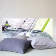 Tete de lit Marine