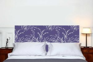 Tete de lit Rameaux 160*70 cm