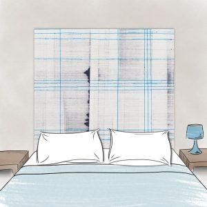 tete de lit Variations 160*140 cm
