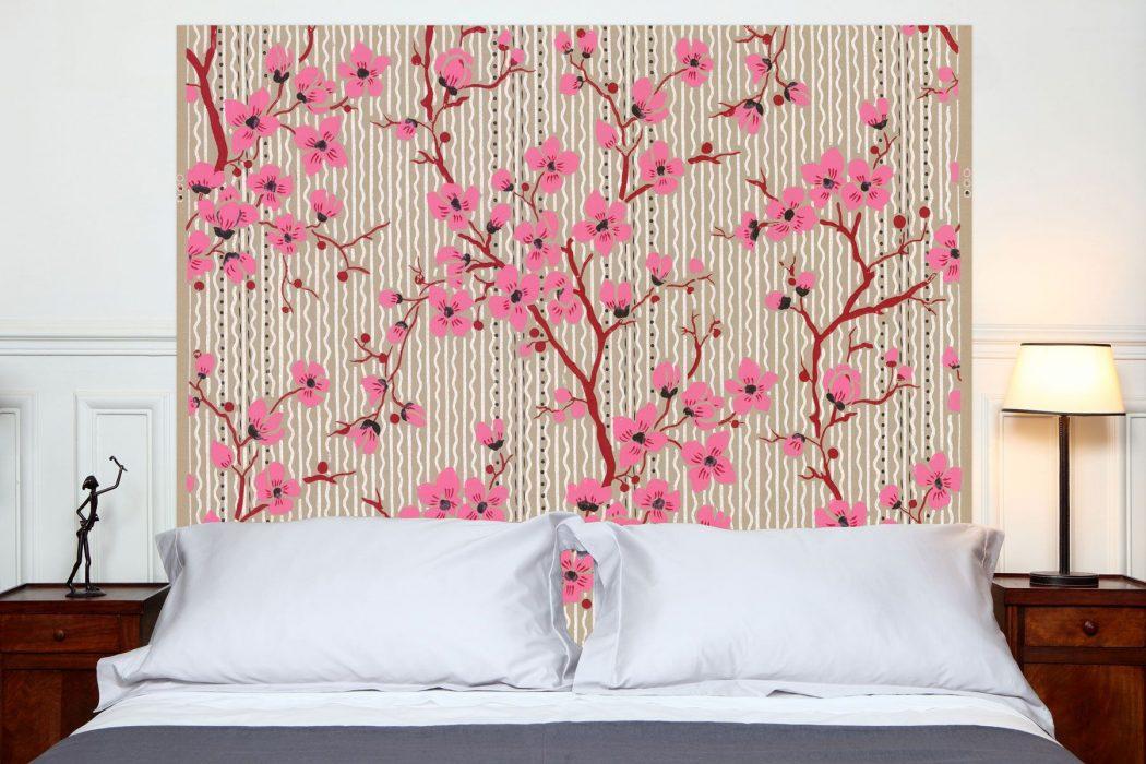 Tete de lit Cerisiers 160*140 cm