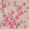 visuel tête de lit cerisiers 160*70 cm