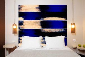 Tete de lit Illusions 160*140 cm