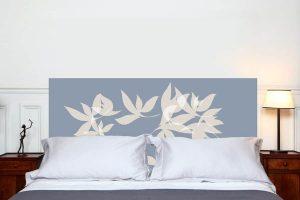 tete de lit Tourbillon 160 70 cm