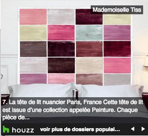 tête de lit Guimauves sur Houzz France